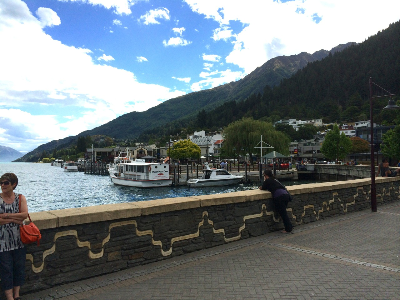Queenstown, New Zealand (a fine place to live!)