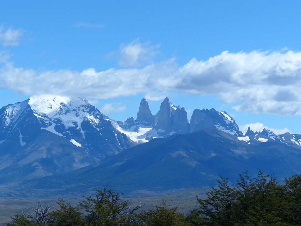 Torres del Paine (click for more)