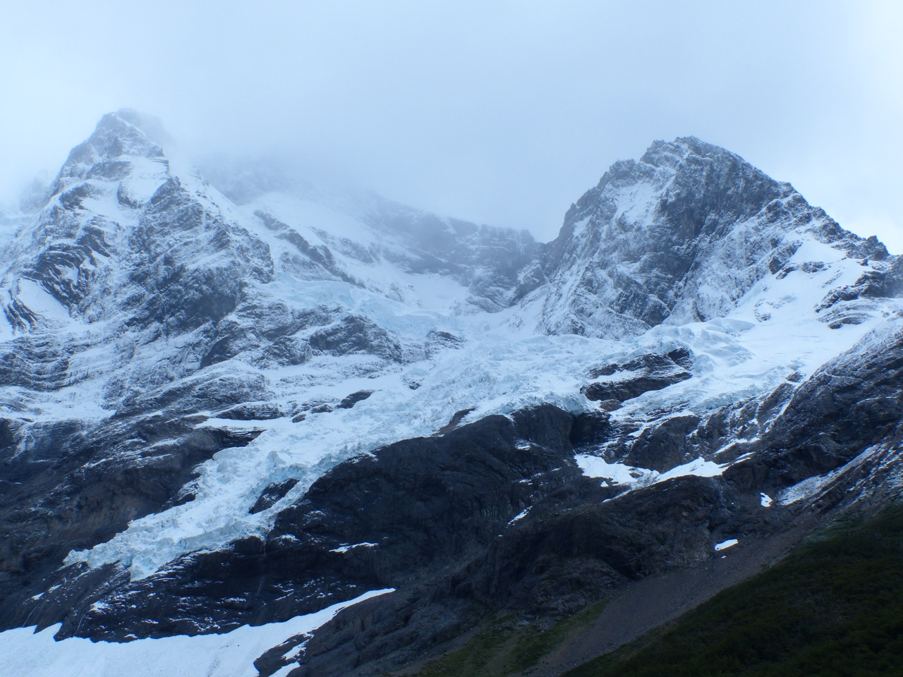 French Glacier