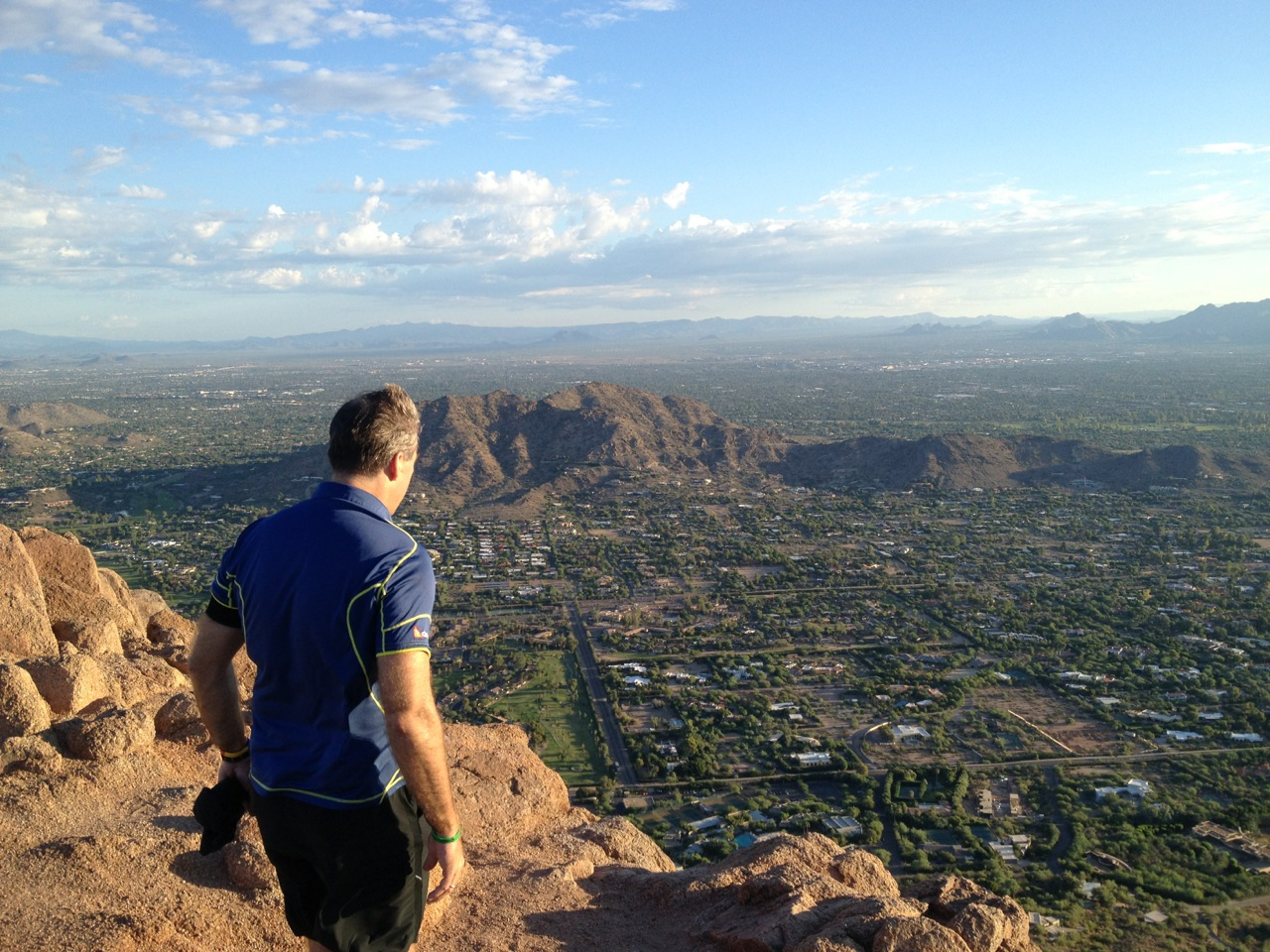 Hiking in Scottsdale