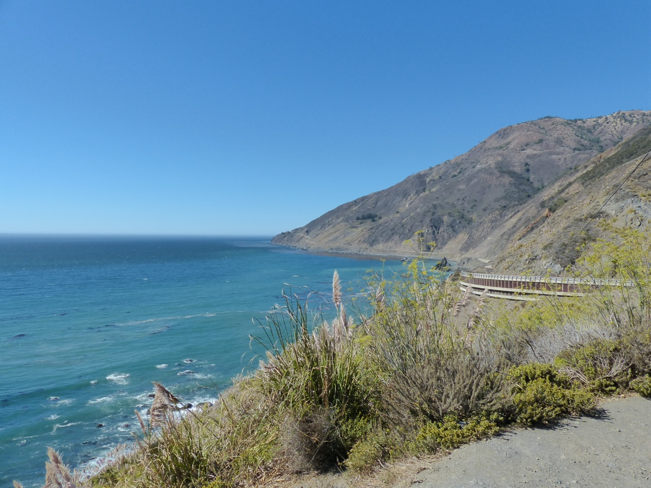 Pacific Coast Highway (click for more)