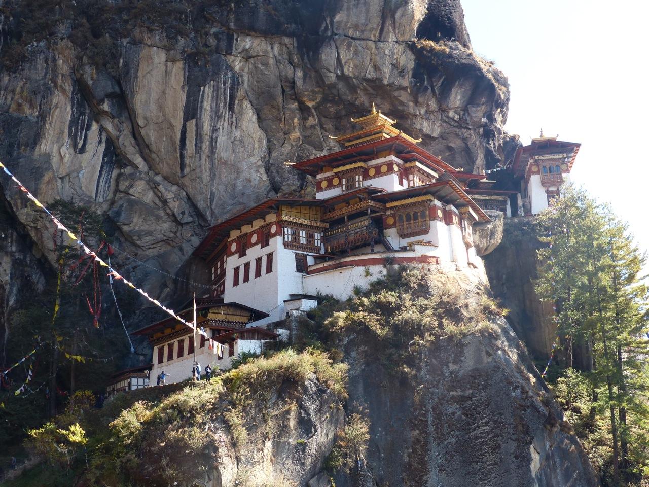 Bhutan (Tiger's Nest) (click me)