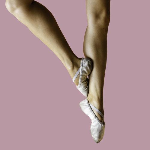 Ballerina - Pop Art Experimentation