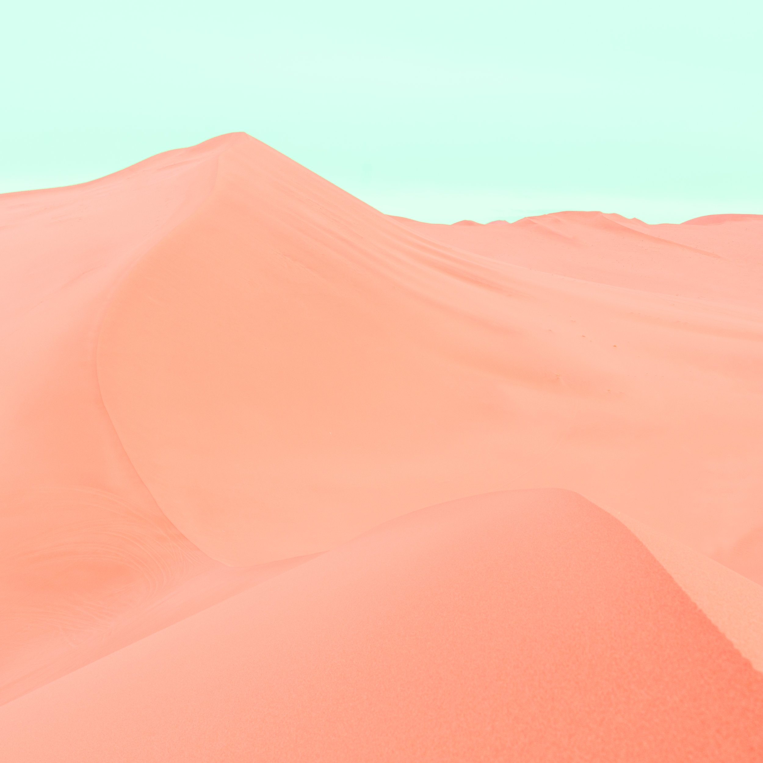 Dunes - Experimenting With Alternative Processing