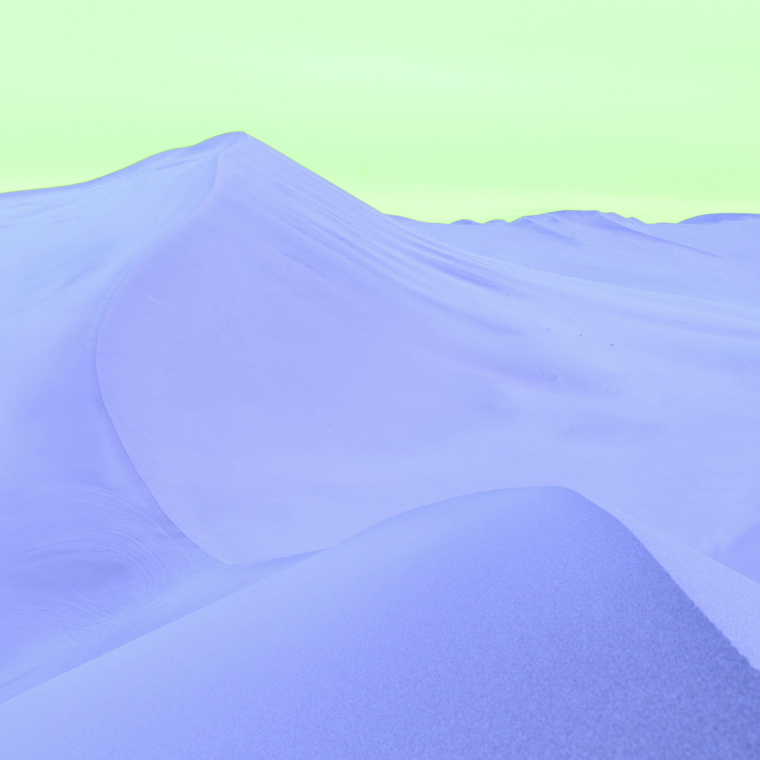 Dunes Blue Green