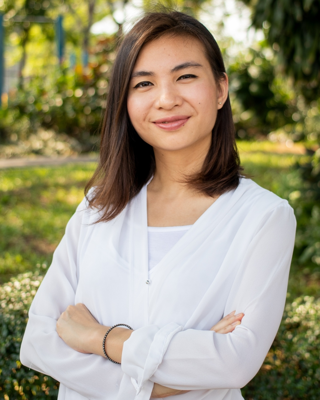 Alisa Chalerychit - Alisa Chalerychit is a professional communicator and a communications coach based in Bangkok, Thailand. She runs public speaking classes for high school students both in Thai and English. To inquire about her upcoming courses, click here
