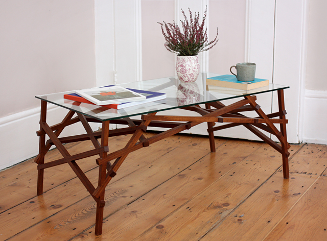 The bridge table was created by  Rob Culverhouse