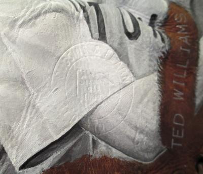 Sean-Kane-Ted-Williams-Baseball-Glove-Art-5