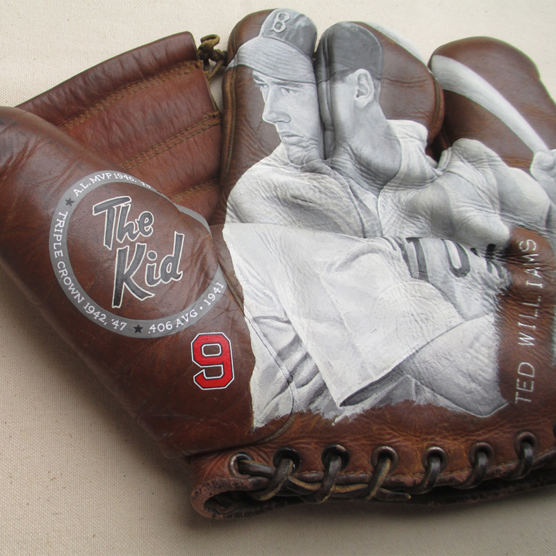 Ted Williams [SOLD]  info >