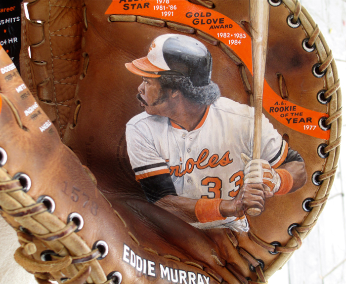 Sean-Kane-Eddie-Murray-Baseball-Glove-Art-portrait-2.jpg2