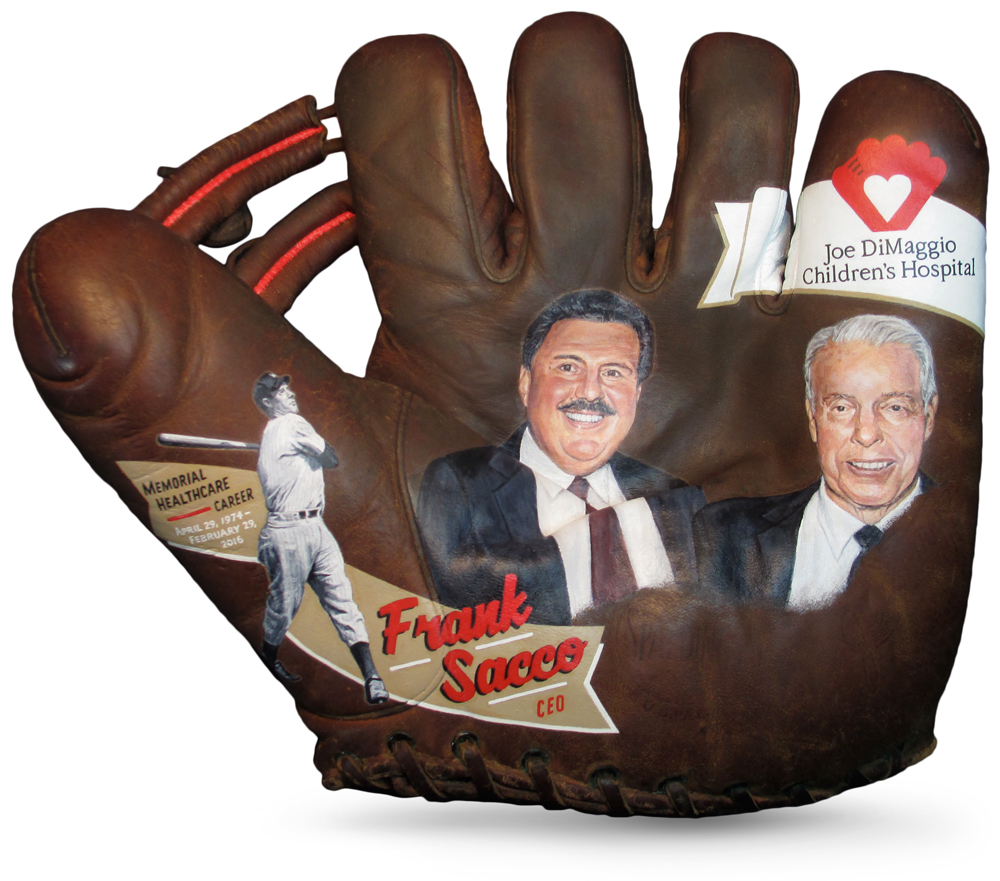 sean-kane-joe-dimaggio-childrens-hospital-baseball-glove-corporate-gifts-executive-portraits-ceo-retirement.jpg