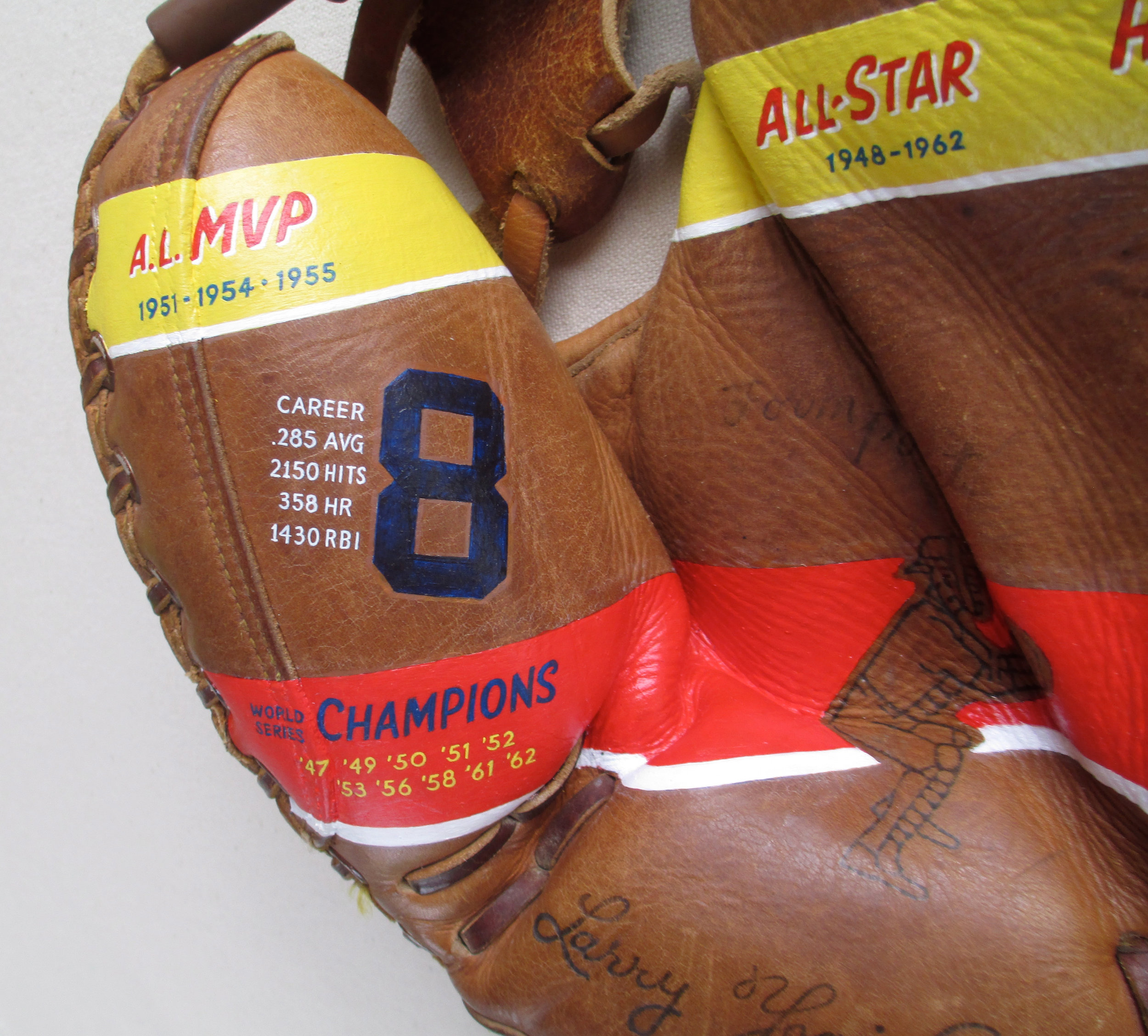 sean-kane-yogi-berra-yankees-8-catchers-mitt-baseball-glove-art.jpg