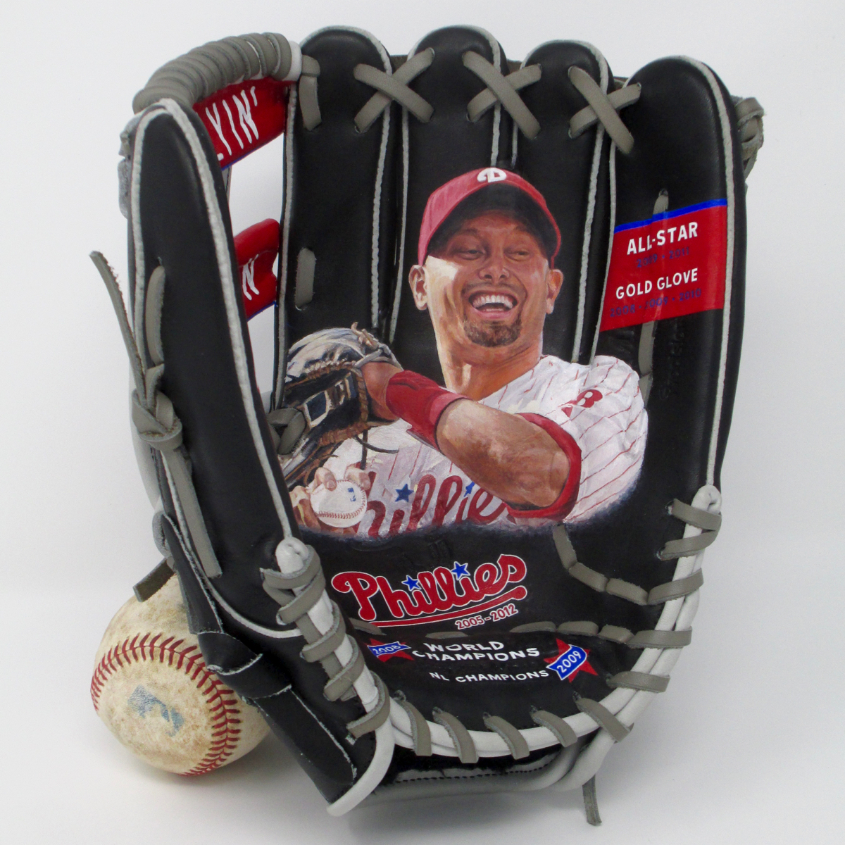 sean-kane-shane-victorino-flyin-hawaiian-phillies-baseball-glove-portrait-art.jpg