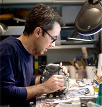 Baseball Glove Artist Sean Kane