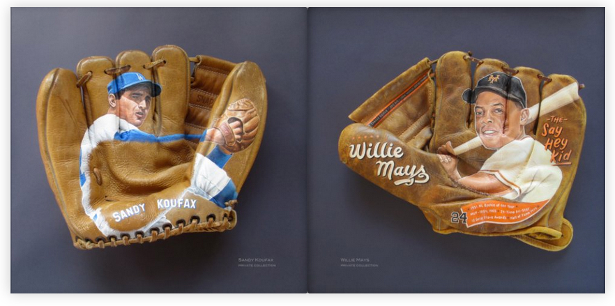Koufax and Mays pages