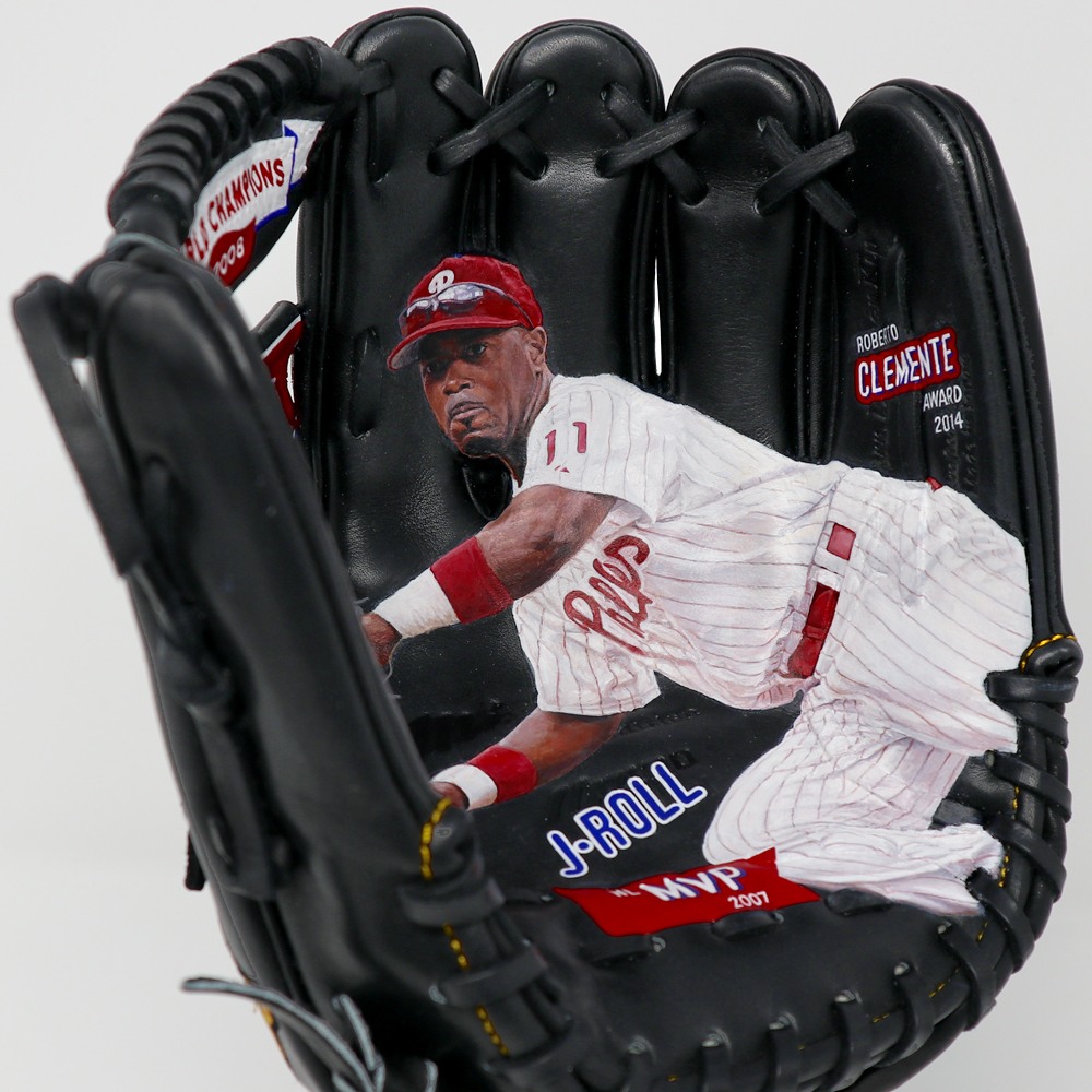 SeanKane-JimmyRollins-Phillies-painted-glove-art-clemente-award.jpg