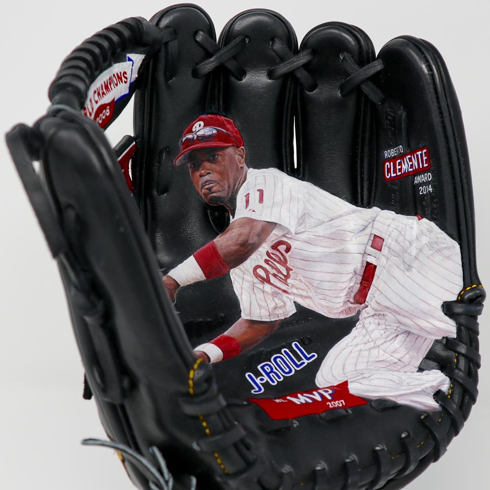 SeanKane-JimmyRollins-Phillies-painted-glove-art-clemente-award.jpg