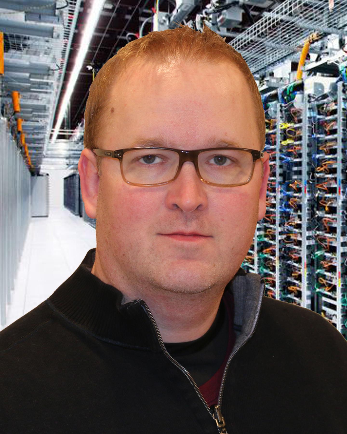 Jim Range, Software Engineer