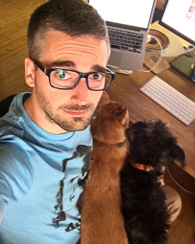 Andrew Webb, Software Engineer