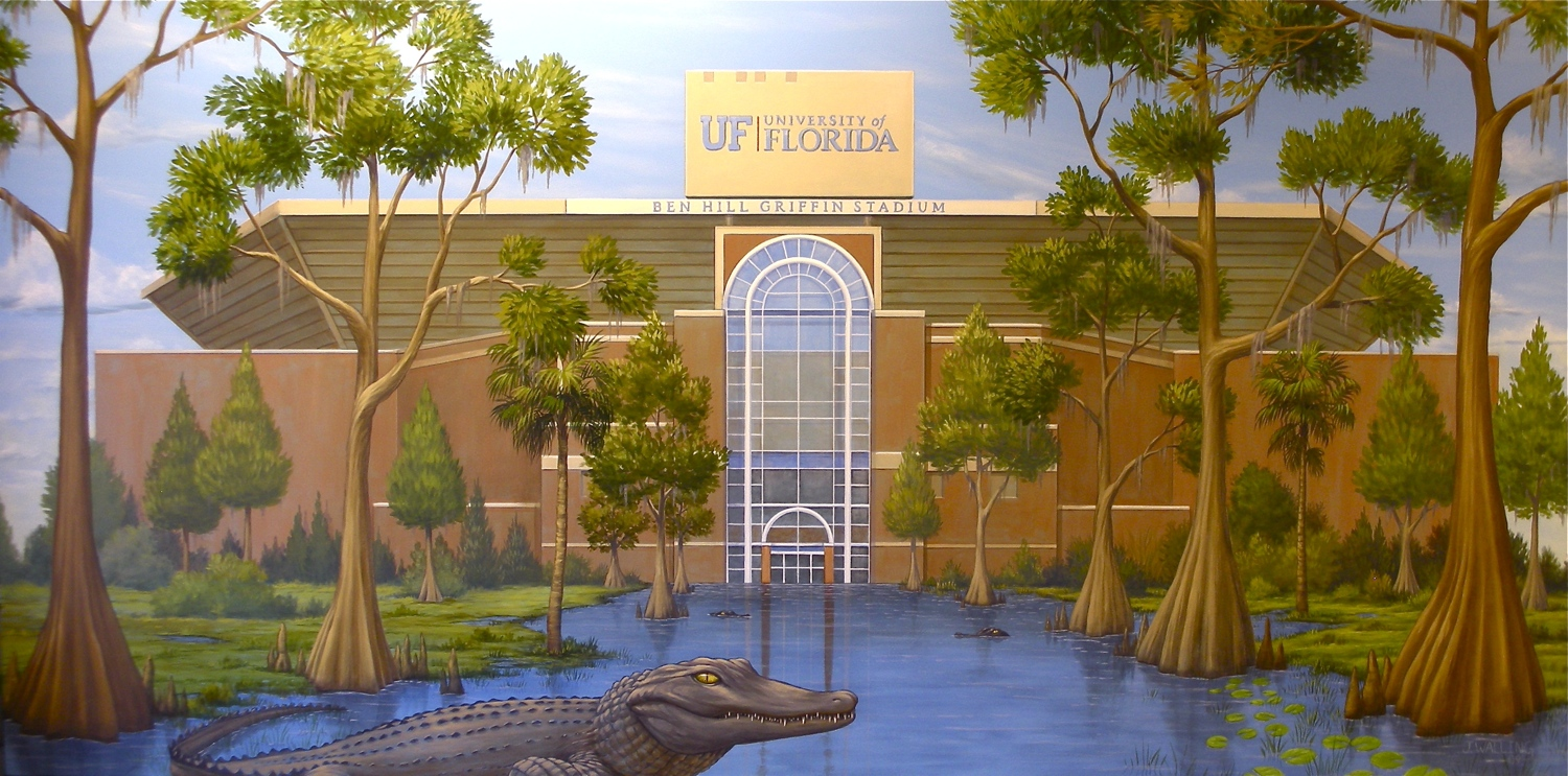 The Swamp at UF