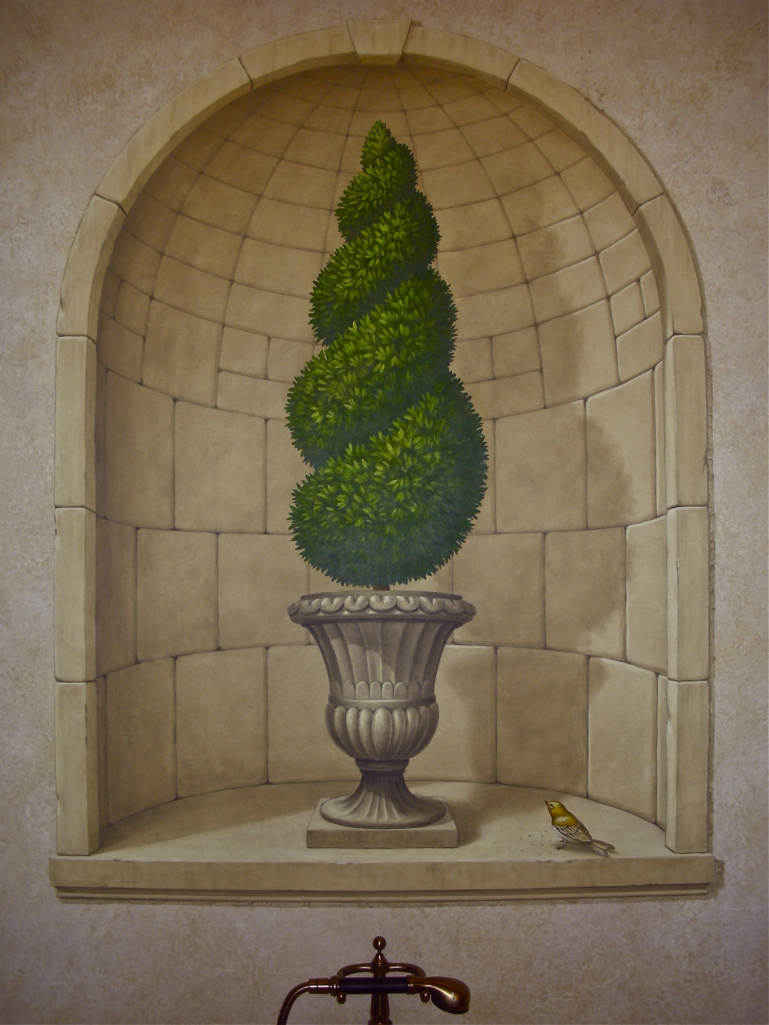 Topiary Niche