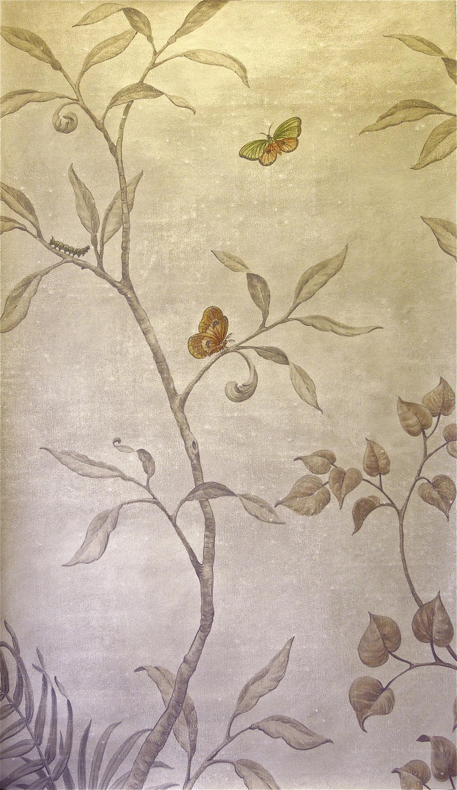 Chinoiserie Pattern