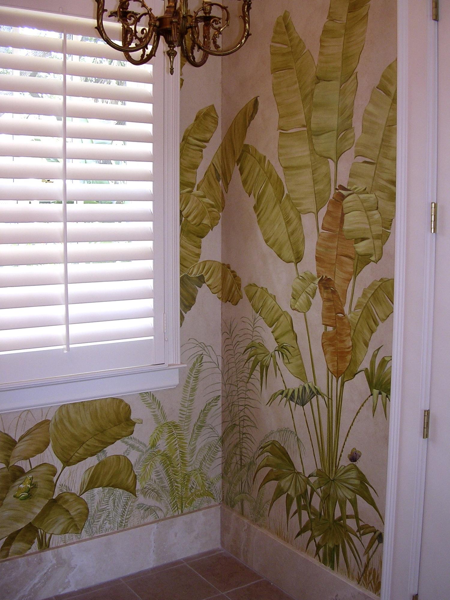 Tropical Foliage
