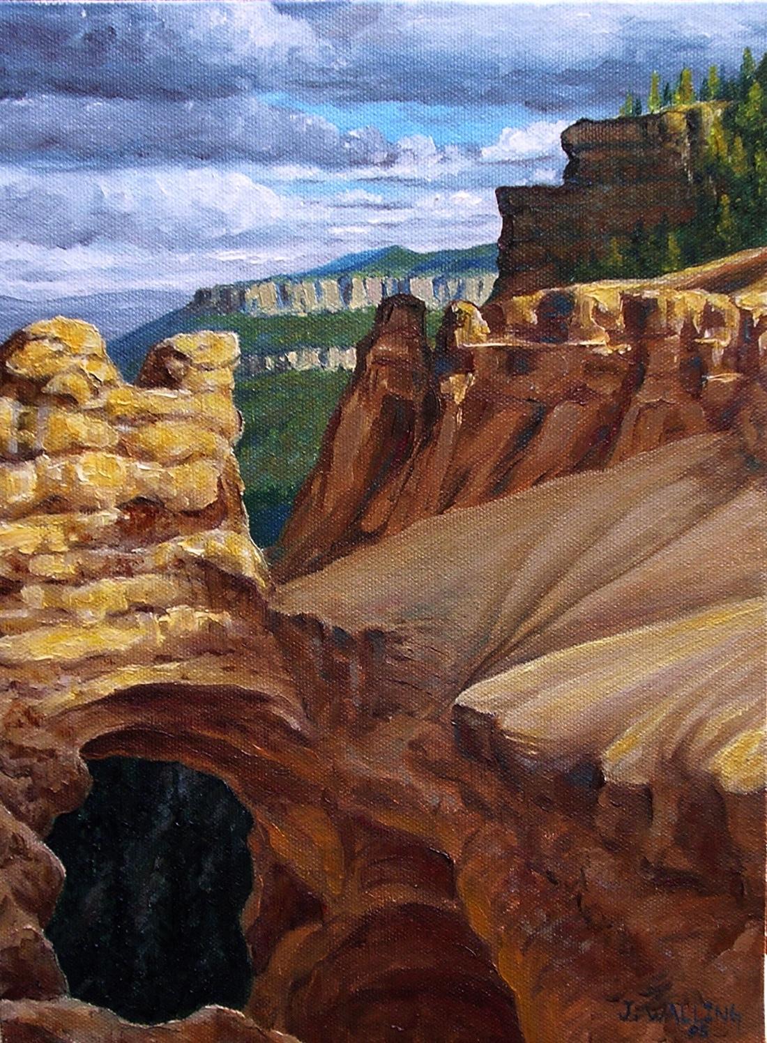 Bryce, Arch Rock