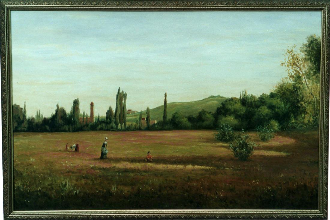After Pissarro