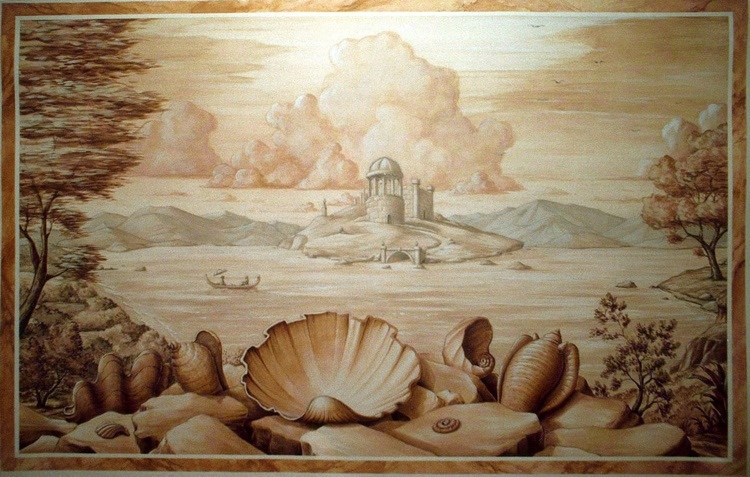 Shells and Castle