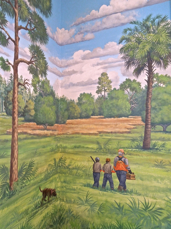 Florida Ranch, Hunters