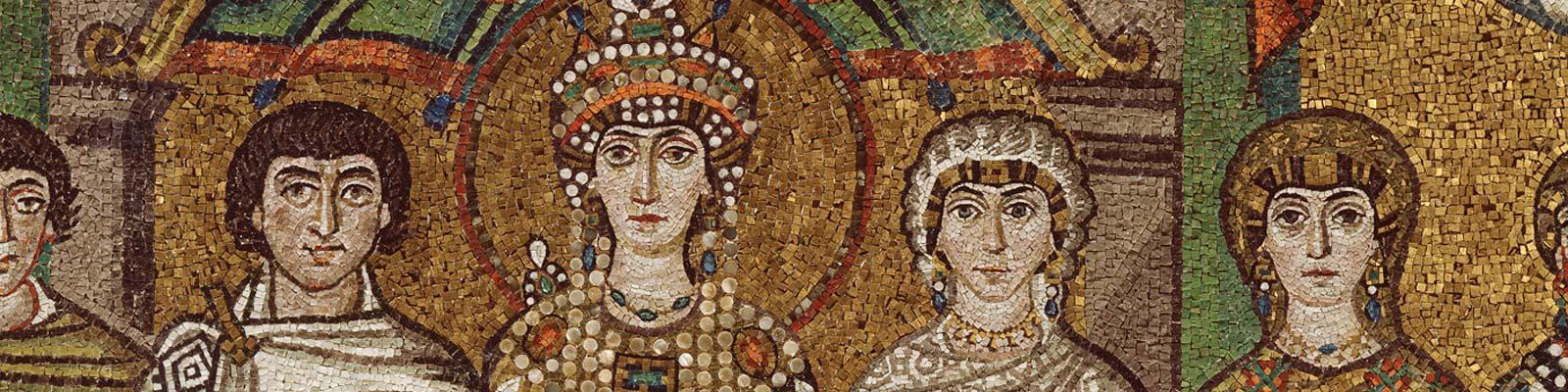 Princess Teodora - San Vitale - Ravenna