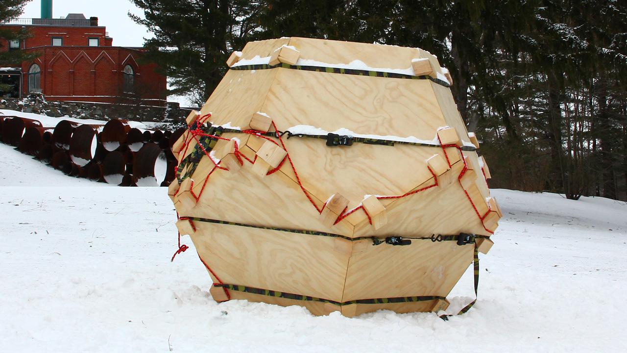 Snowdecahedrons - DeCordova