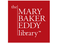 Mary Baker Eddy Library  - Lectures