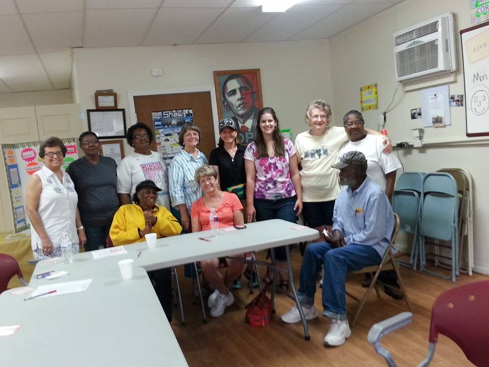 First Baptist Church Waco at the Forever Youthful Center in Shaw