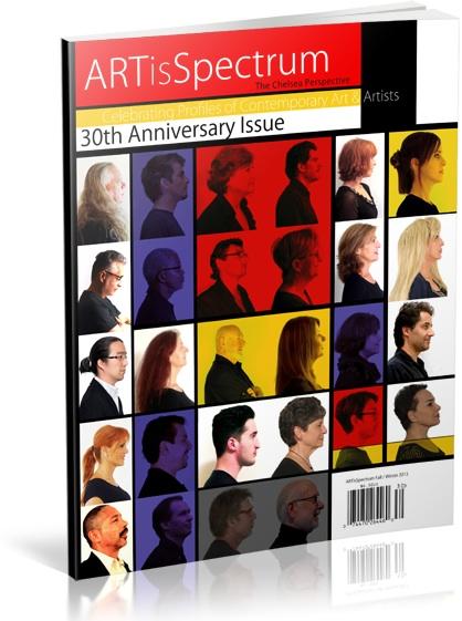 Art is Spectrum Mag.  Anniversary Issue