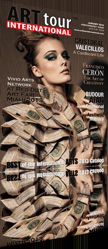ART tour INTERNATIONAL  Anniversary Issue