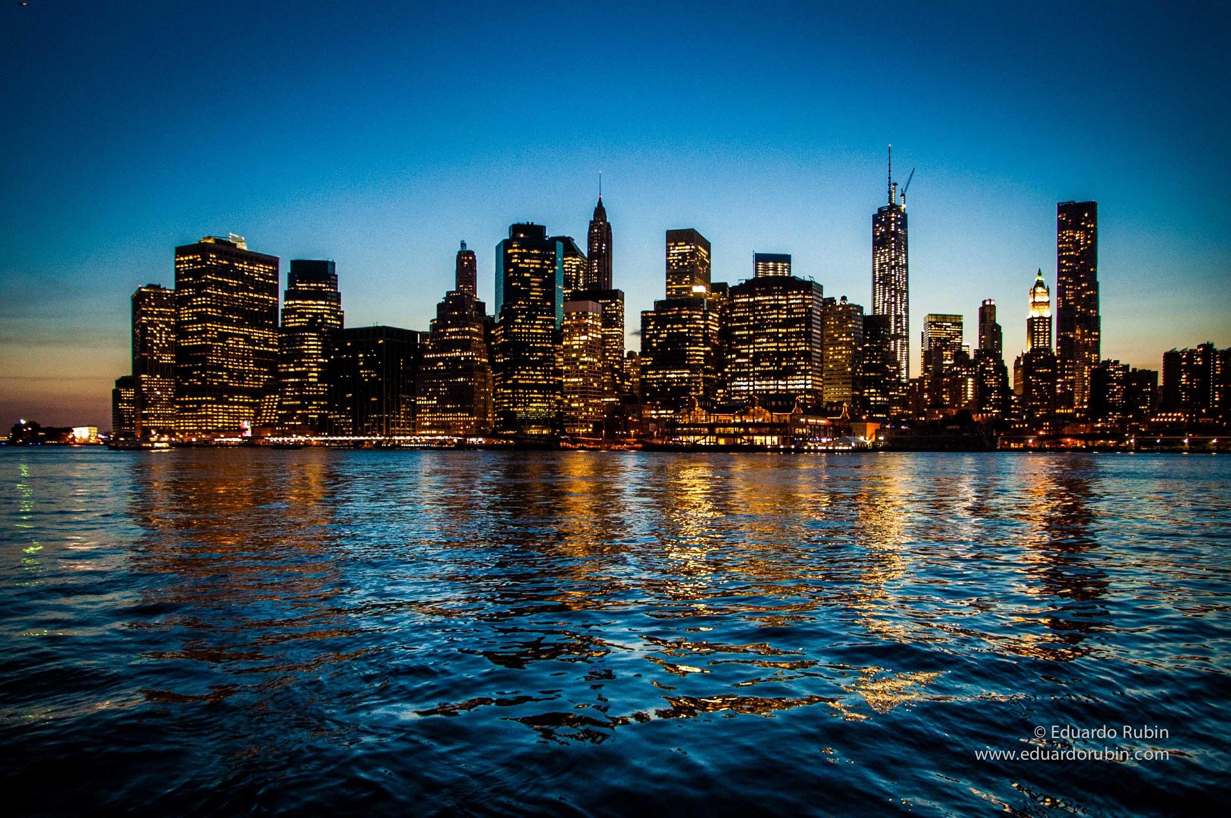 NY Reflection