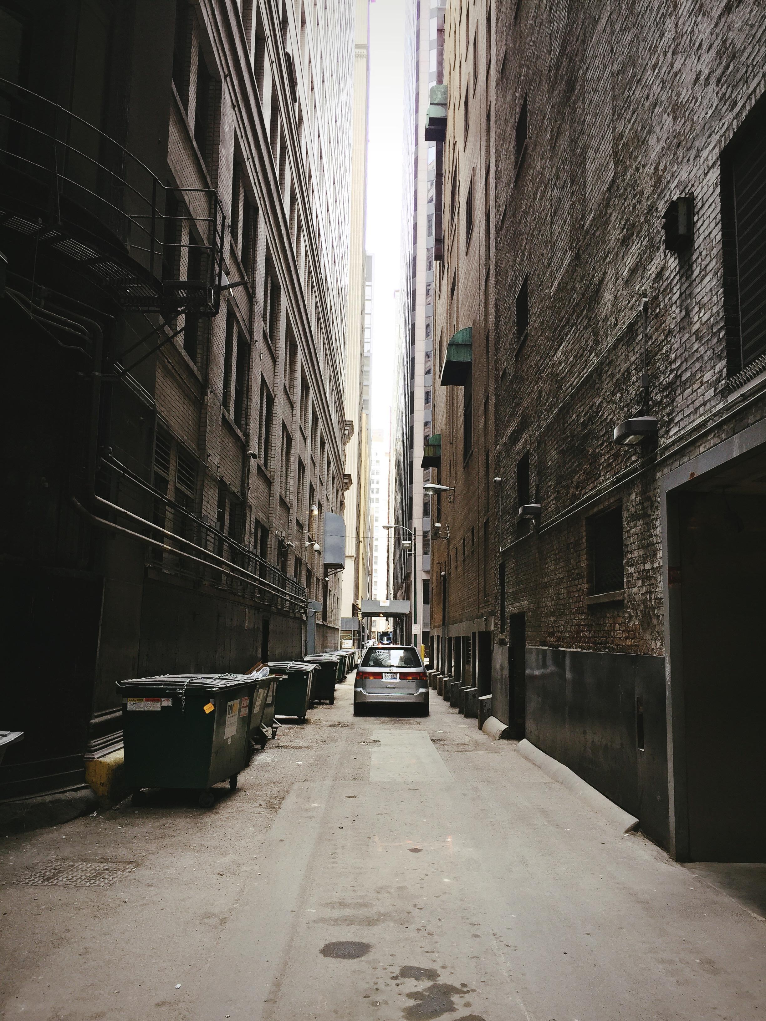 Alley, LaSalle & Washington