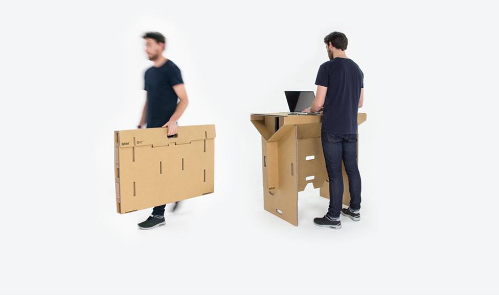 Refold Desk