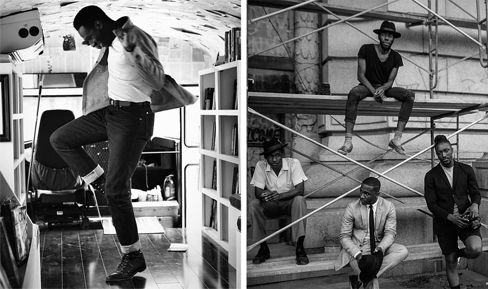 Leon Bridges, photos by: Rambo
