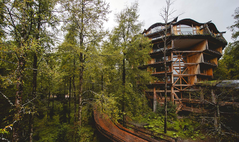Nothofagus Hotel, Chile