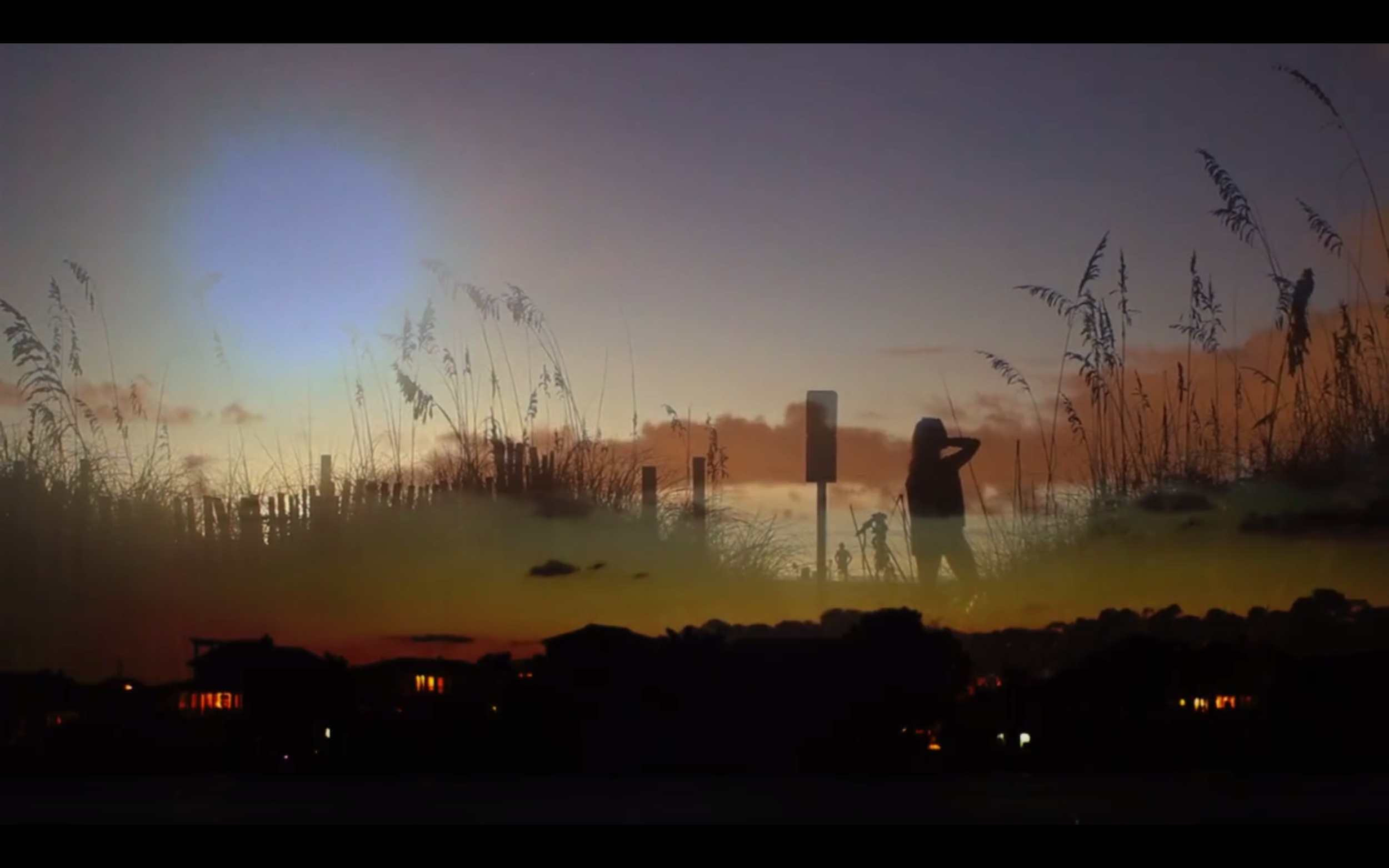 "screenshot from ""Bonfire"" from ScreamCreature"