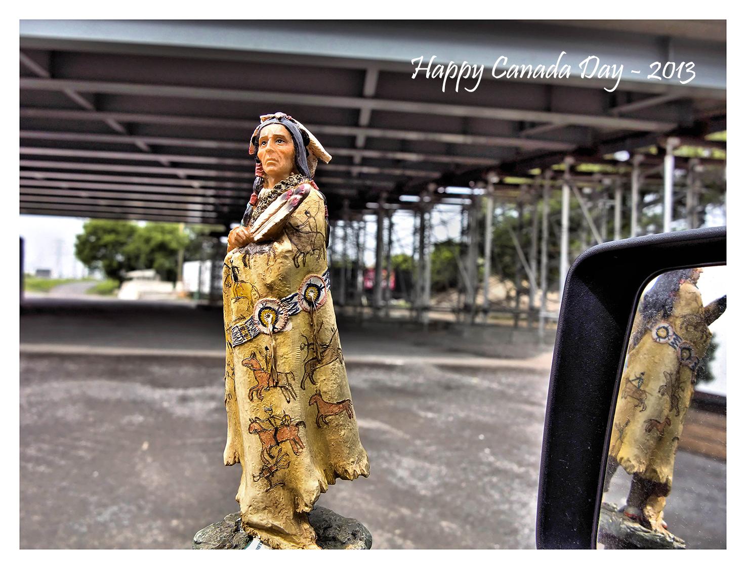 49. Indians_Buffalo Robe_Ottawa, Ontario, Canada Day - 2013, Carling and Kirkwood.jpg