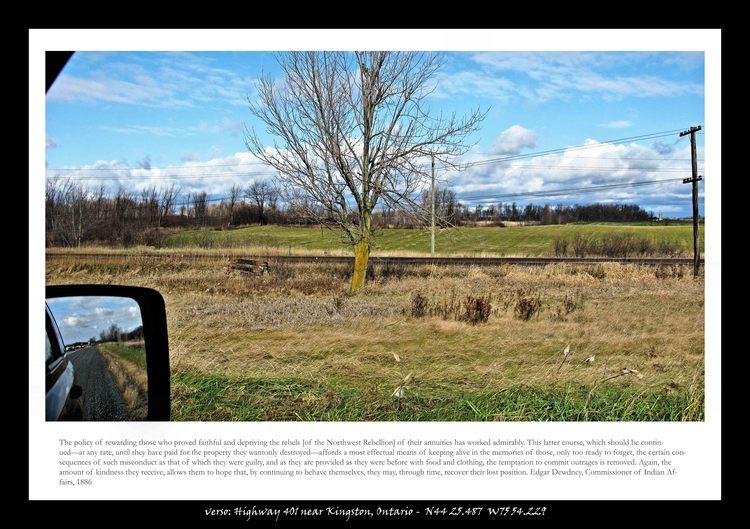 Highway 401, Kingston, Ontario+area
