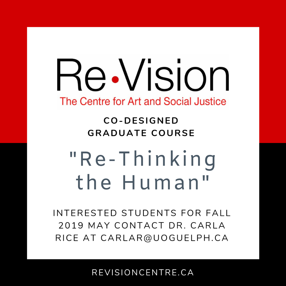 Co-Designed Graduate Course: Rethinking the Human flyer