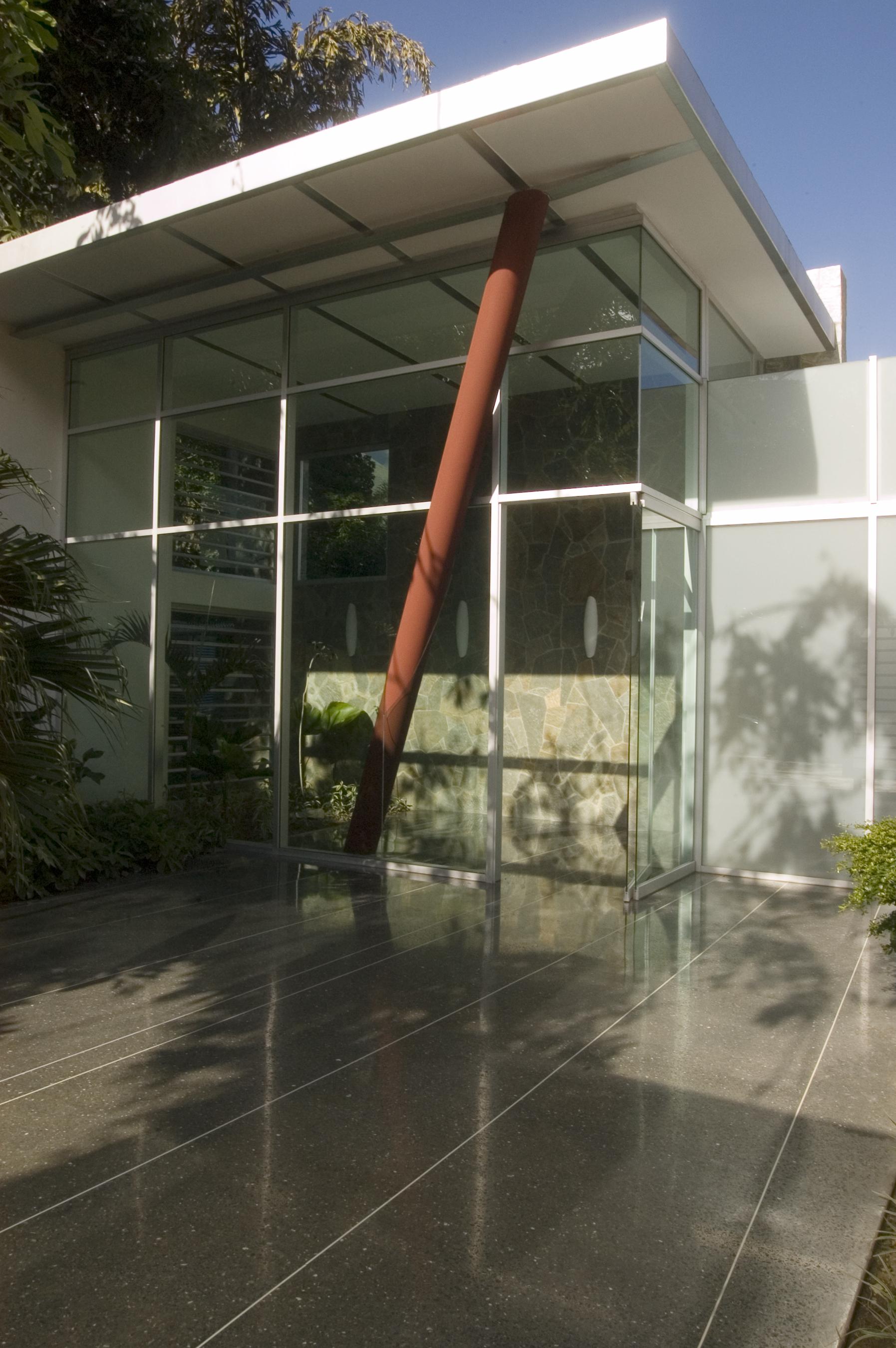 2007 XV Bienal De Quito - Pre-selected project   Casa K, Los Chorros Caracas