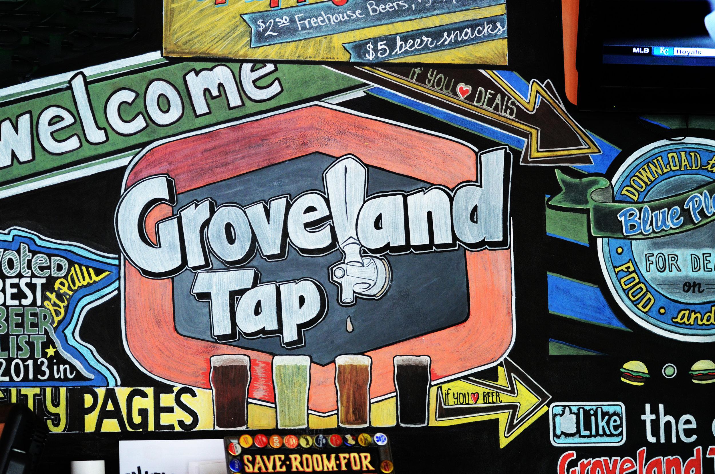 Groveland Tap