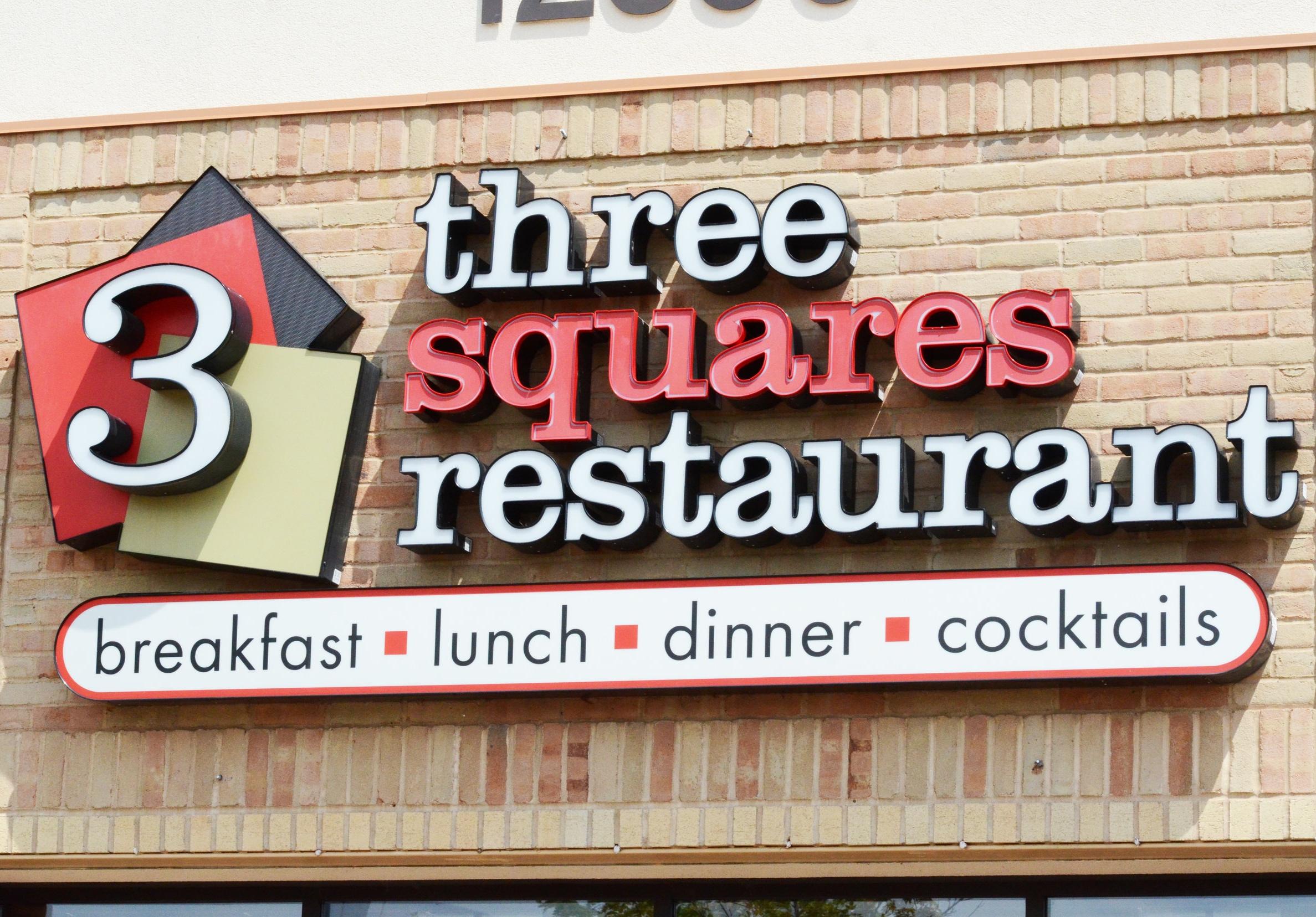 3 Squares Restaurant