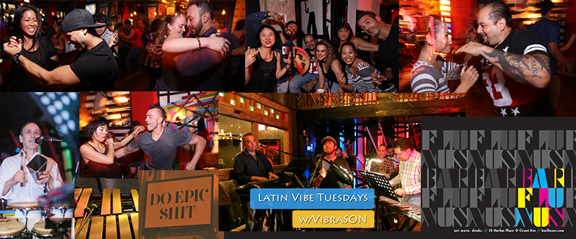 Latin Vibe brings together friends, dancers, and live music, DJs, decor, and more!